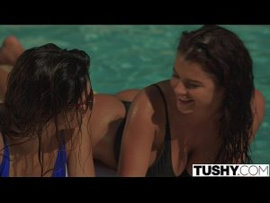 11 Min Babe Girls First Anal For Best Friends Keisha Grey And Leah Gotti Tushy.com Sex