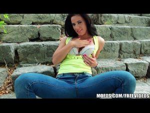 5 Min Hot Girl Tight Tan And Toned Mofos.com