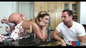 5 Min Housewife Phoenix Marie Gets Her Husband Comfortable