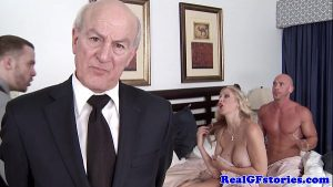 8 Min Big Titted Hot Blonde Get Caught While Cheating Her Husband