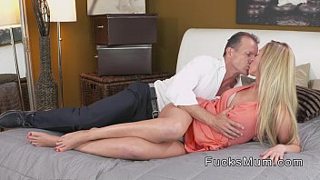 Blonde Milf Having Softcore Xxx Sex With Her Rich Husband