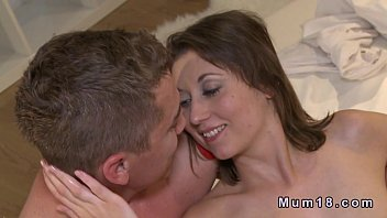 Skinny Milf Having Hardcore Sex With Her Handsome Guy Momxxx.com